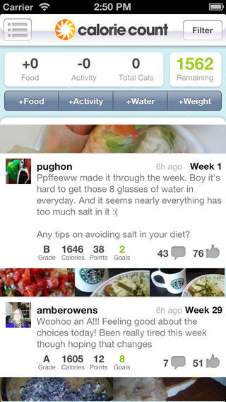 health diet weight loss iphone android apps