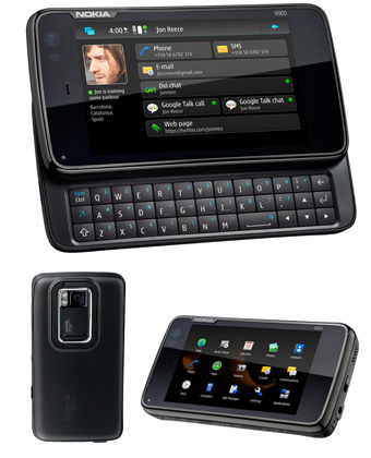 Nokia N900: The Next iPhone Killer?