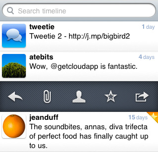 Twitter Buys Tweetie for iPhone