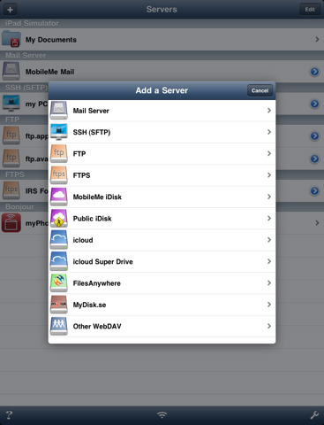 6 Top iPad Storage Apps