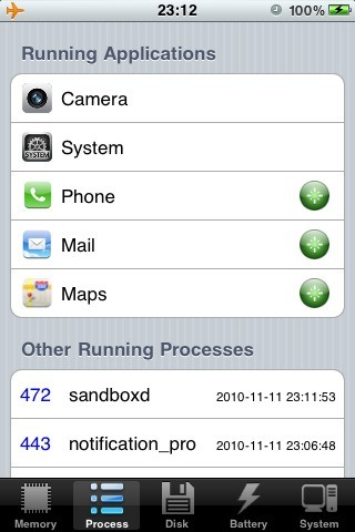 5 Awesome System Manager Apps for iPhone