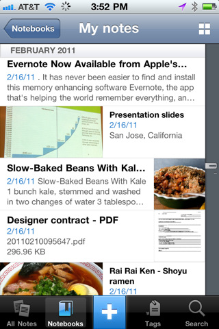 5 Must Try Evernote Applications for iPhone & iPad