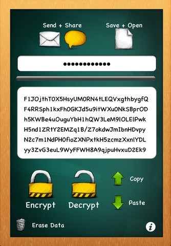 6 iPhone / iPad Apps for Encryption