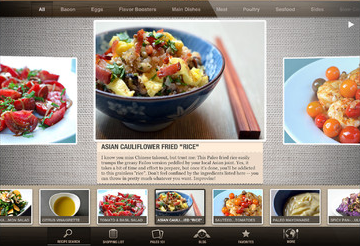 11 Awesome Paleo Diet Apps for iPhone / iPad