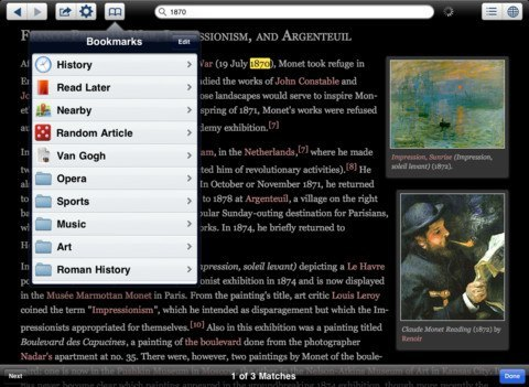 7 Awesome Wikipedia Apps for iPhone and iPad