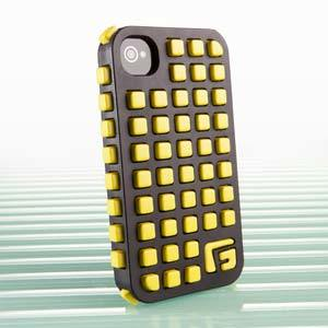 iAlertTag Tracker, Extreme Grid Case for iPhone