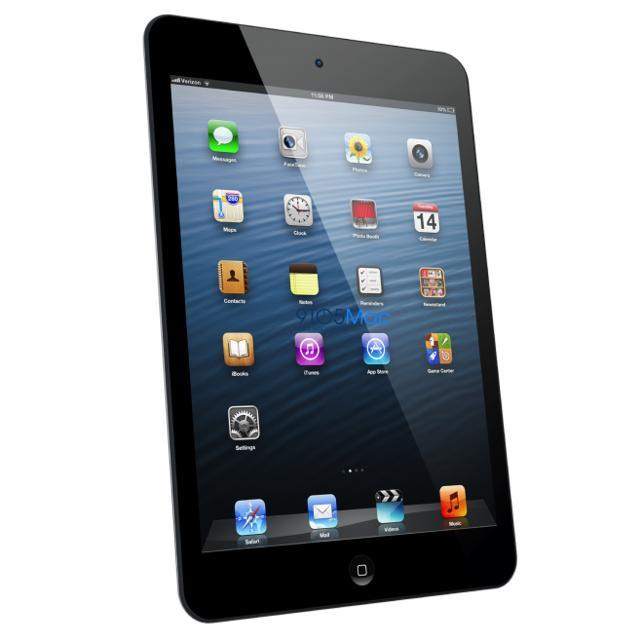 The iPad Mini To Look Like a Large iPod Touch, Microsoft Surface $199?