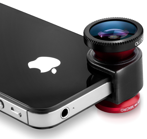 olloclip iPhone 5 Lens System, Scosche Lightning Accessories Coming