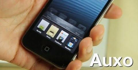 Video thumbnail for youtube video Changing iPhone's Carrier Logo, Auxo App Switcher for iOS 6/5.1 - iPhoneNess