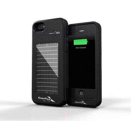 Surfr For Iphone 5 5s Solar Battery Extender Iphoneness