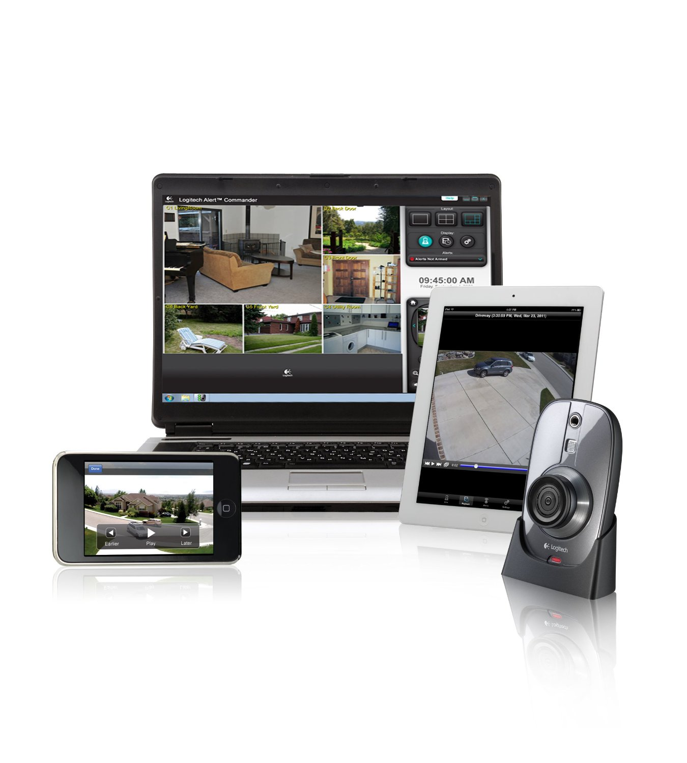 7 spy security cameras for iphone iphoneness. Black Bedroom Furniture Sets. Home Design Ideas