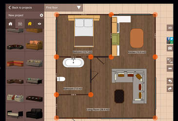 There Are Plenty Of Software Tools That Let You Draw And View Floor Plans On Your Computer These 7 Ios Apps Can Also Help