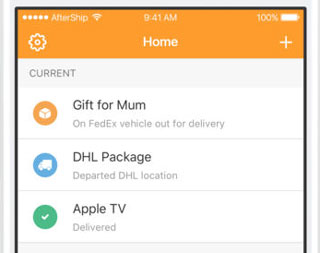 aftership-package-tracker