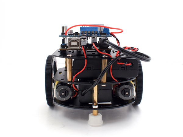 Curiebot arduino mini robot rover with bluetooth iphoneness